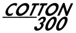 Cotton 300