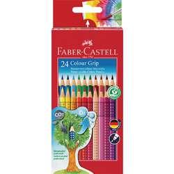 FABER-CASTELL Colour Grip Farbstifte-Sets