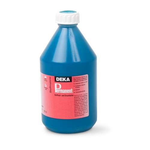 DEKA-Permanent Stoffmalfarbe