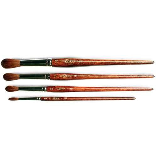 HABICO Lasur®-Pinsel Serie 151, Öllasur-Pinsel