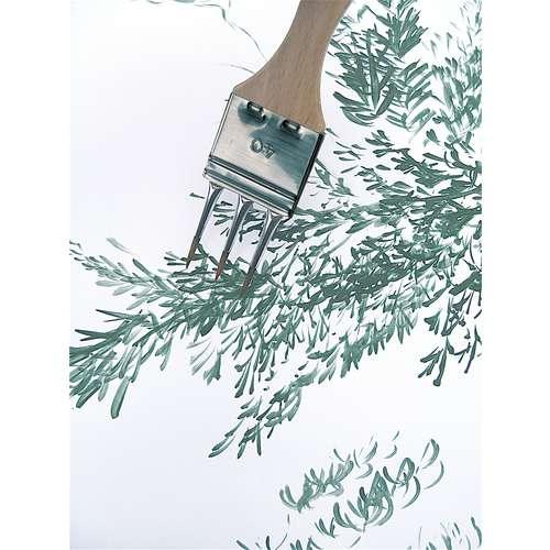 da Vinci Zackenpinsel, Serie 11543 Synthetikpinsel