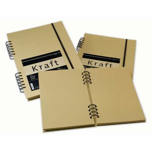 Hahnemühle Skizzenbuch Kraftpapier