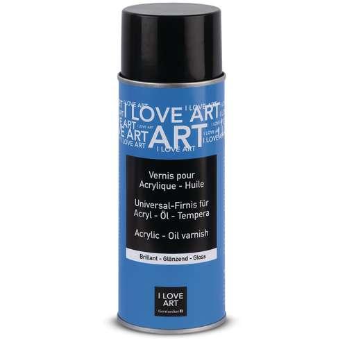 I LOVE ART Universal-Firnis