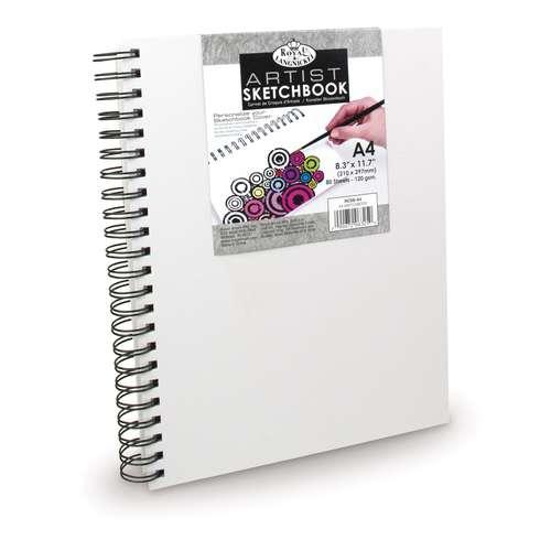 Royal & Langnickel Sketchbook Skizzenbuch