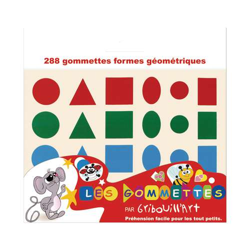 Geometrische Sticker Sets