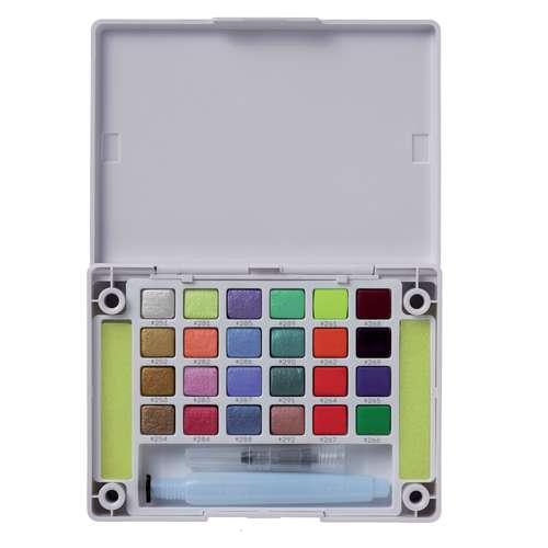 SAKURA Koi® Water Color Sketch Box Creative Art Colors Edition