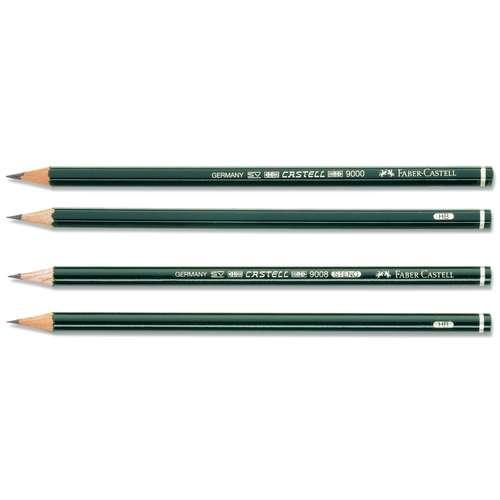 FABER-CASTELL CASTELL 9000 Bleistifte