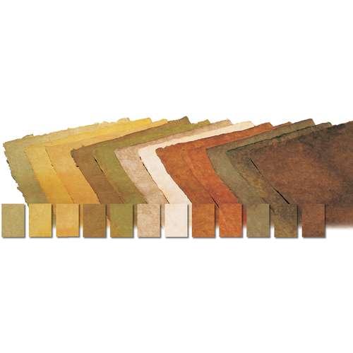Lokta Pflanzenfarben Naturpapier