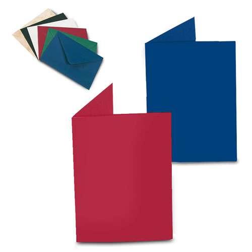 Rössler Papeteriekollektion Einlegekarten, Doppelkarten, Briefumschläge