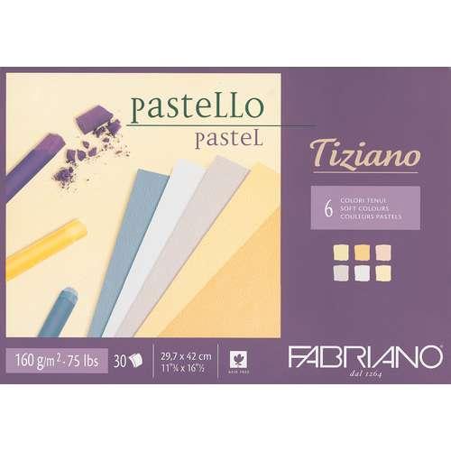 FABRIANO® Künstlerpapier Tiziano Pastellpapier