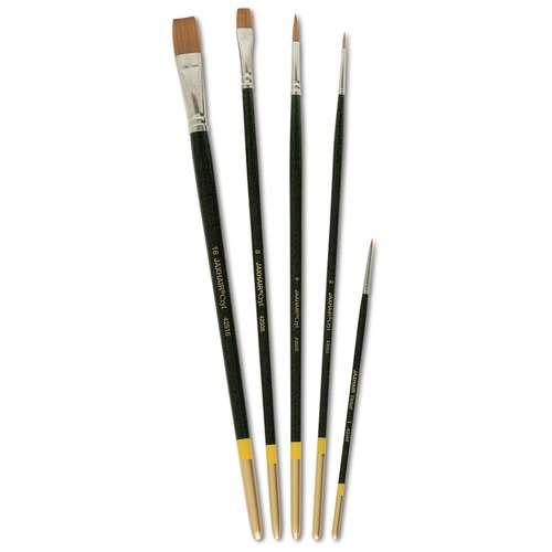 Jax®-Hair Acrylmalpinsel-Set