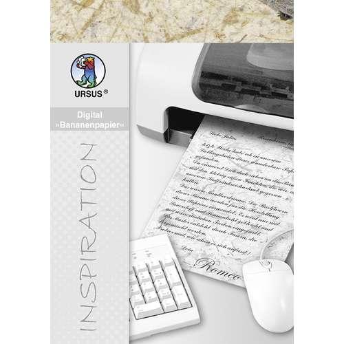 URSUS® INSPIRATION Digital Bananenpapier