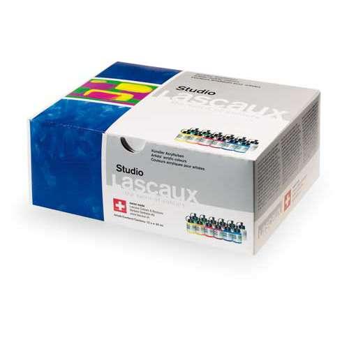 Lascaux Studio Original Acrylfarben-Sets