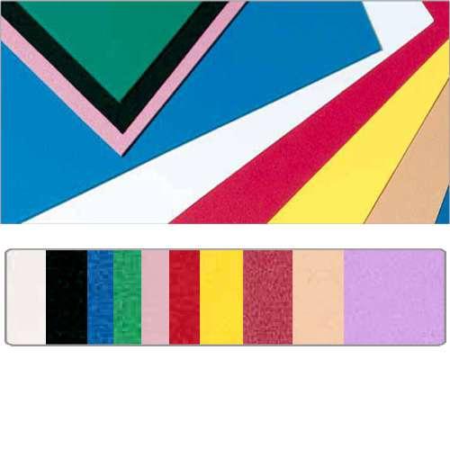 RAYHER Moosgummi, 10 Farben-Set