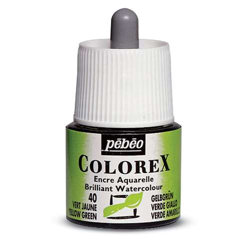 pébéo Colorex Aquarell-Tusche