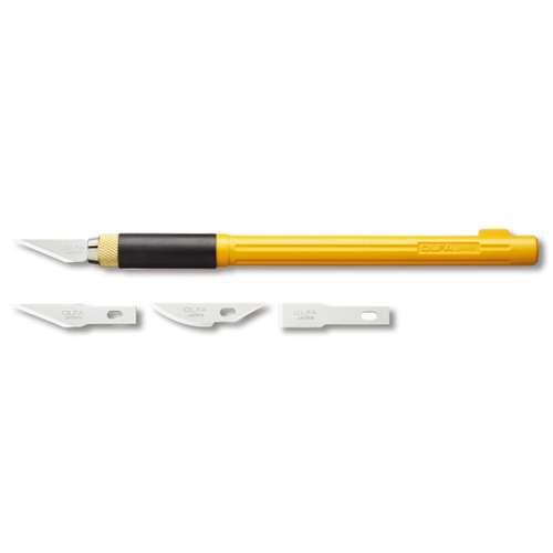 OLFA® Skalpell Cutter AK-4 Präzisions-Messer