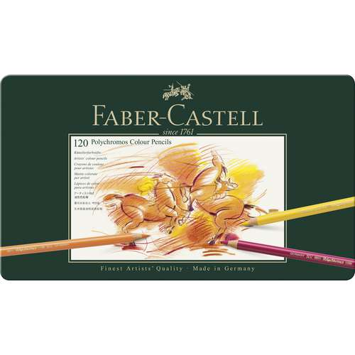 FABER-CASTELL POLYCHROMOS Künstler-Farbstifte Sets