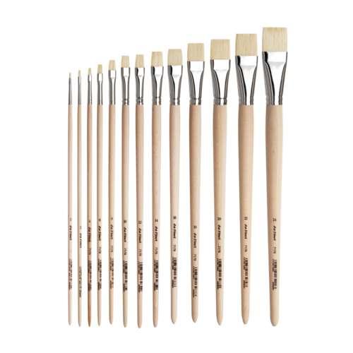 da Vinci Borstenpinsel,  Serie 7179, flach