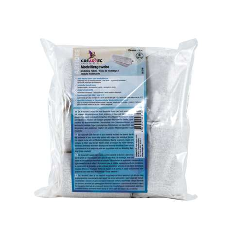 ARTIDEE® ARTEX- Gipsbinden Modellier-Gewebe