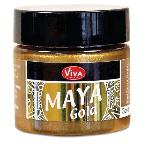 VIVA DECOR MAYA Gold Effektfarbe