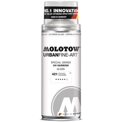 MOLOTOW™ URBAN FINE-ART Special-UV-Firnis Künstler-Sprühlack