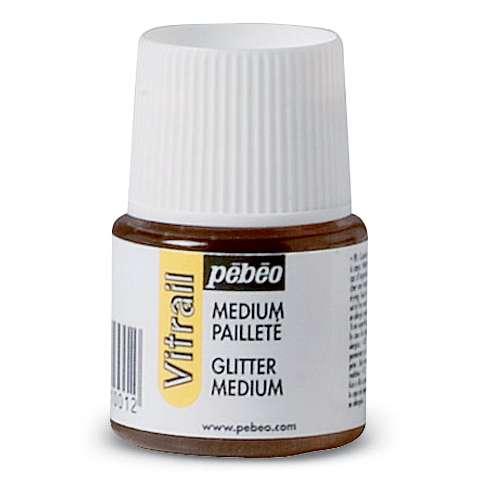 pébéo Vitrail Glitter Medium