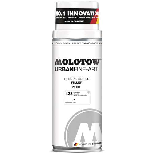 MOLOTOW™ URBAN FINE-ART Special-Grundierfüller Künstler-Sprühlack