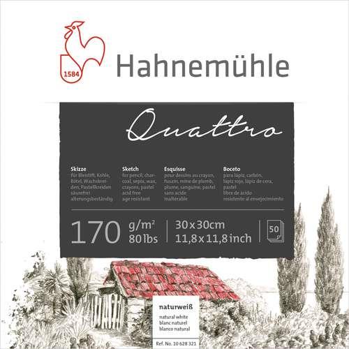 """Hahnemühle """"Quattro"""" Skizzenblock"""