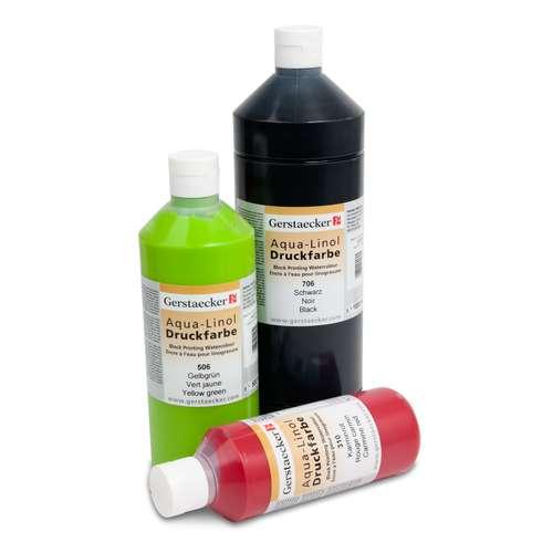 GERSTAECKER Aqua-Linol Druckfarbe