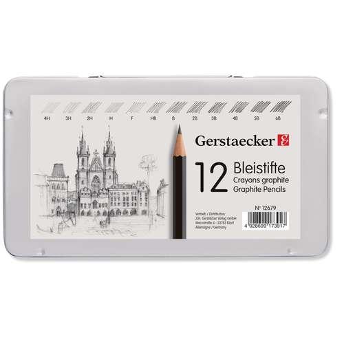 GERSTAECKER Bleistift 12er Set