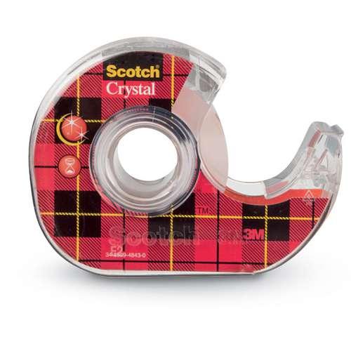 3M Scotch® Crystal Klebeband