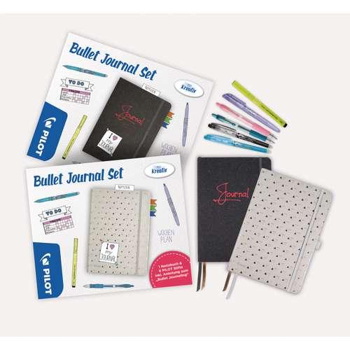 PILOT Bullet Journal Set