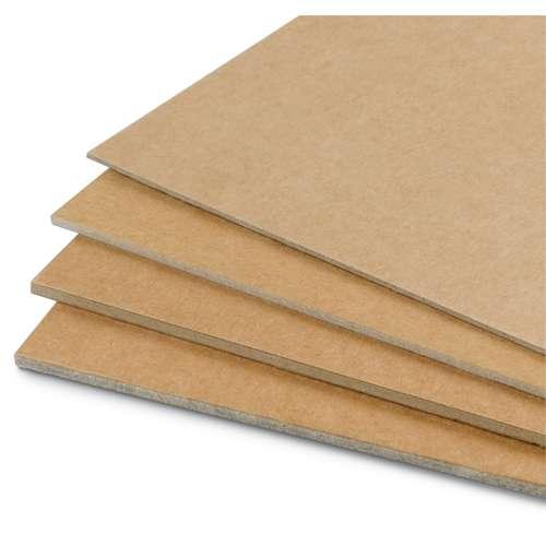 Premium Graupappe beidseitig kaschiert mit Kraftpapier
