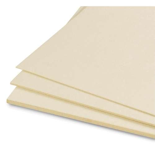 Holzkarton weiß