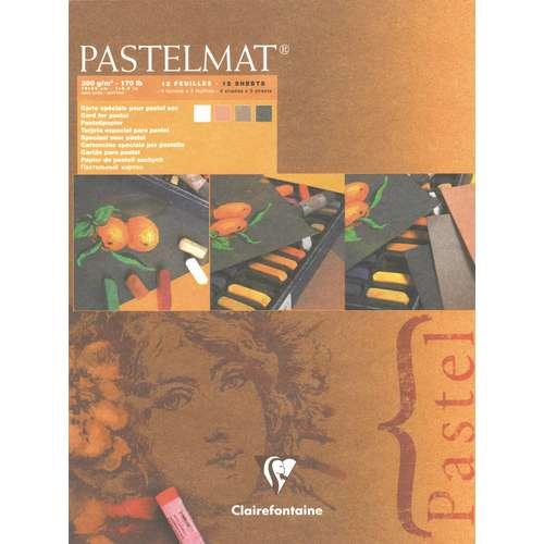 Clairefontaine PASTELMAT® Version 2  Pastellmalblock
