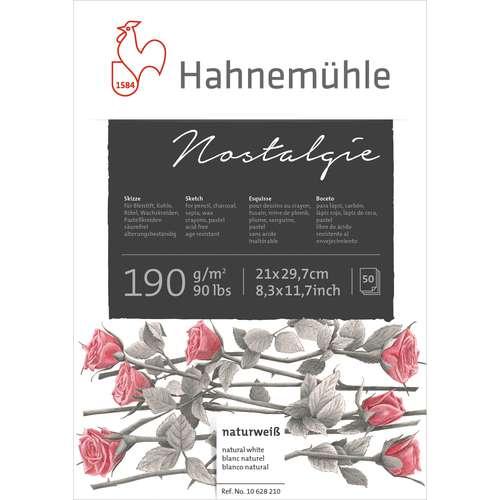 """Hahnemühle Skizzenblock """"Nostalgie"""""""