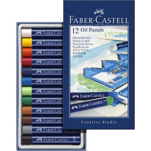 FABER-CASTELL Ölpastellkreide STUDIO QUALITY, Sets