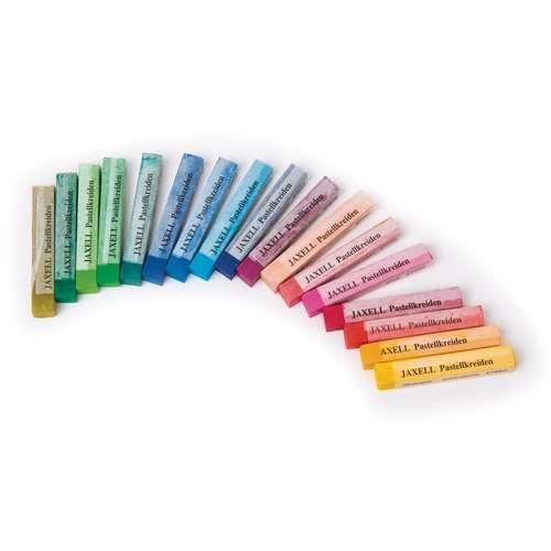 JAXELL® Soft-Pastellkreiden, Einzel-Pastelle