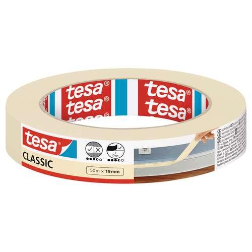 tesa® Malerkrepp Classic Krepp-Klebeband