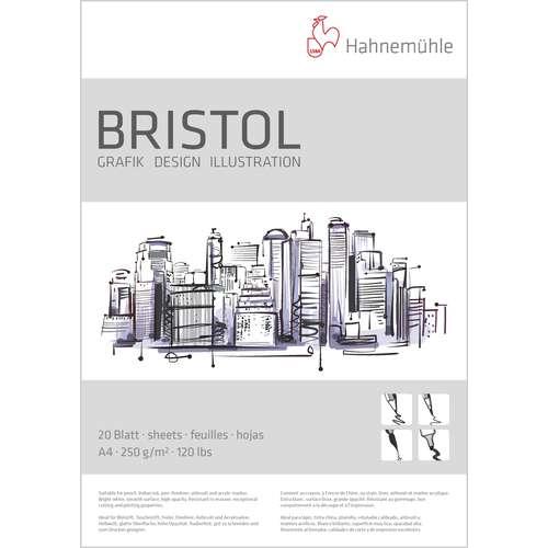 Hahnemühle Bristol-Block