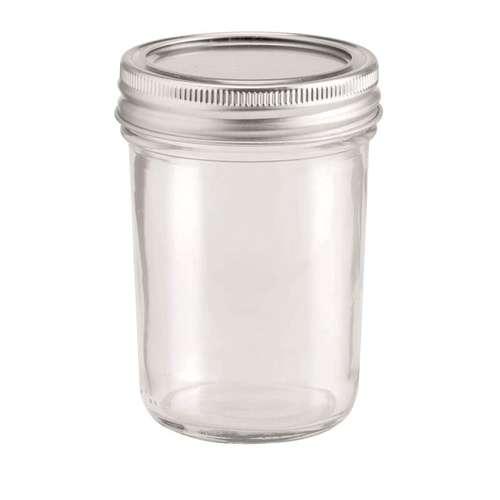 GLOREX Glas mit 2-tlg. Deckel