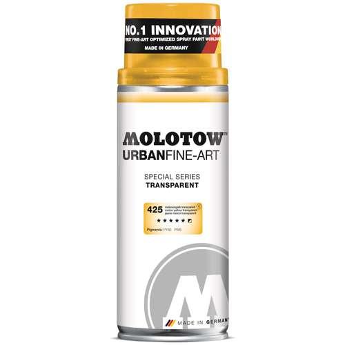 MOLOTOW™ URBAN FINE-ART Special-Transparent Künstler-Sprühfarbe