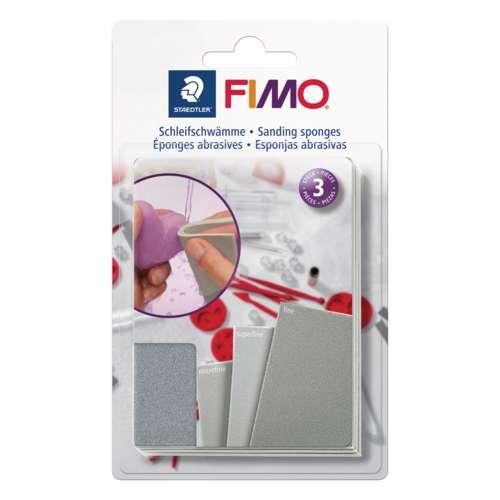 FIMO® Accessoires Schleifschwamm Set