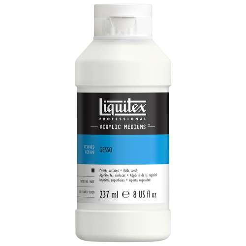 LIQUITEX® Gesso, weiß