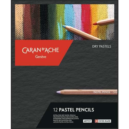 CARAN D'ACHE Pastel Pencils Pastellstifte-Set