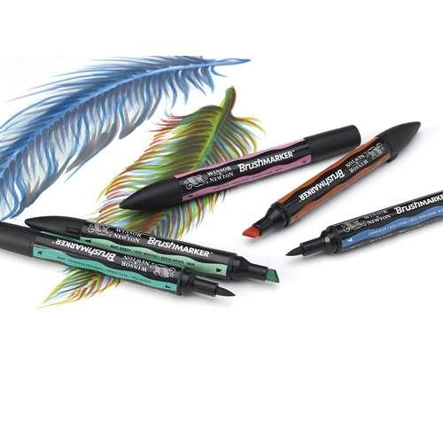 WINSOR & NEWTON promarker brush™ 12er Set