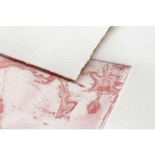 CLAIREFONTAINE Kunstdruck-Karton Fleur de Coton
