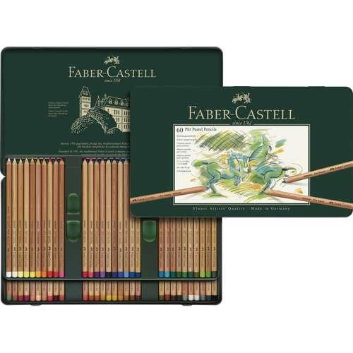 FABER-CASTELL Pitt-Pastellstifte
