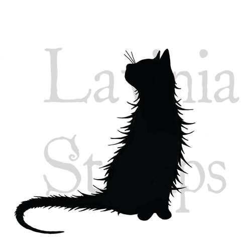 Lavinia Stempel, Katze sitzend, Streuner