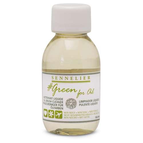 SENNELIER Green for Oil Pinselreiniger